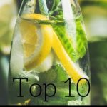 Top 10 Homemade Detox Drinks for Morning Routines